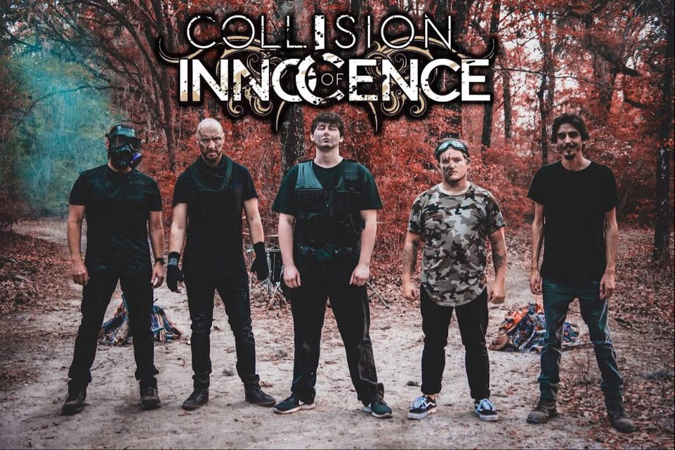 Collision Of Innocence is on Fire with Today We Rise