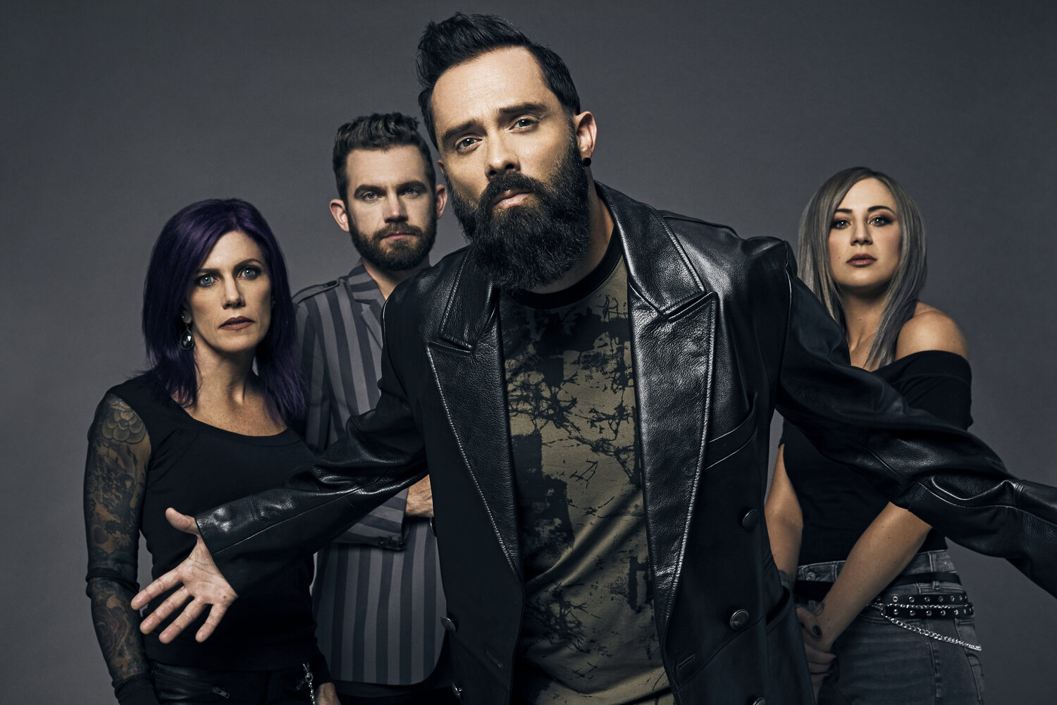 Skillet Announces New Single Surviving the Game